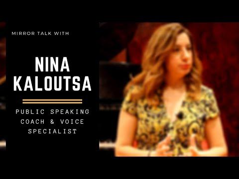 Φωνή & Επιτυχία | Nina Kaloutsa στο Mirror Talk Show