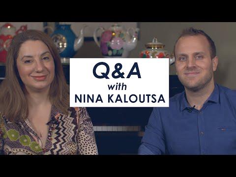 Νίνα Καλούτσα: Μας ρωτάτε για τη Φωνή και τη Δημόσια Ομιλία & σας απαντάμε
